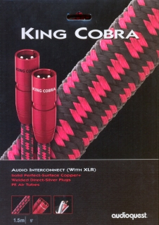 AudioQuest King Cobra 1,5 m