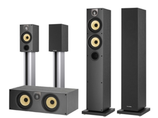 BOWERS & WILKINS  600 S2 CINEMA 2