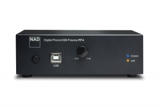 NAD PP 4 Phono Preamplifier