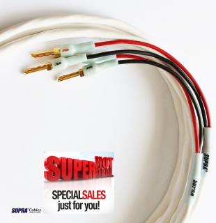SUPRA by JenTech SKY FLEX 2X2m, 2.5mm Single-wire