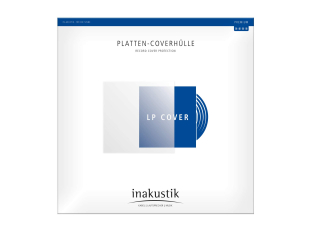 INAKUSTIK Record Cover Protection
